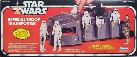 Star Wars Stormtroopers Imperial Troop Transport