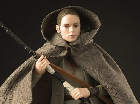 Rey Close Up