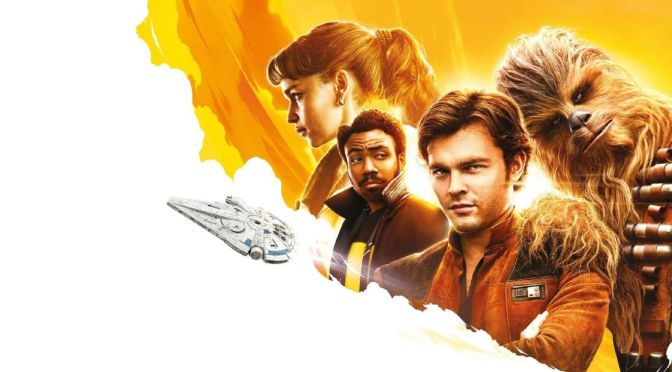 Never Tell Him The Odds: The Solo: A Star Wars Story Trailer Teaser Arrives…