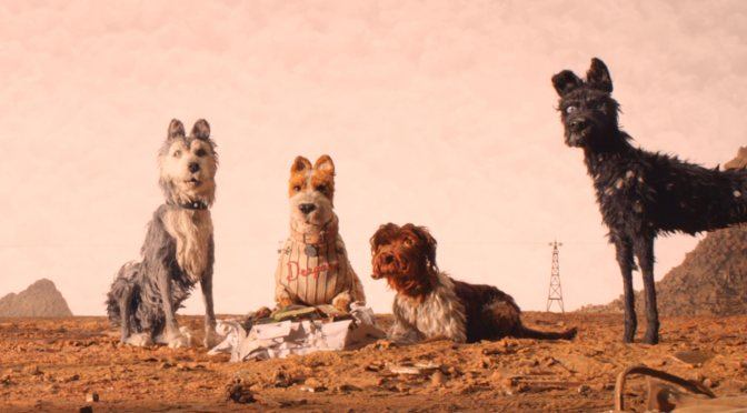 Isle of Dogs or: Wes Anderson Is a Very Good Boy
