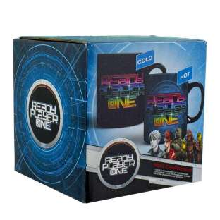 Ready Player One Paladone Mug Review
