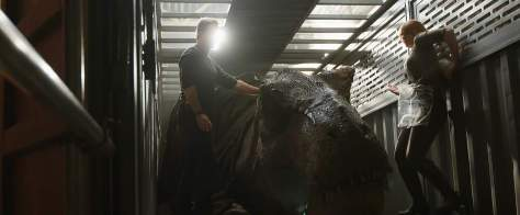 New Jurassic World Fallen Kingdom Trailer