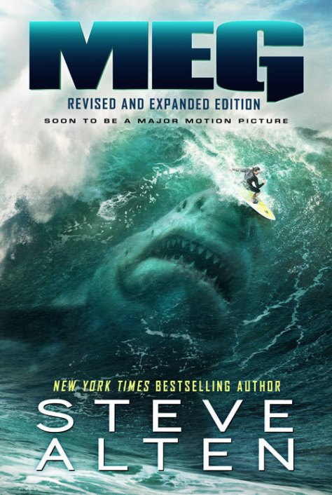 Just When You Thought It Was Safe to Go Back in The Water…The Meg Trailer Has Surfaced!