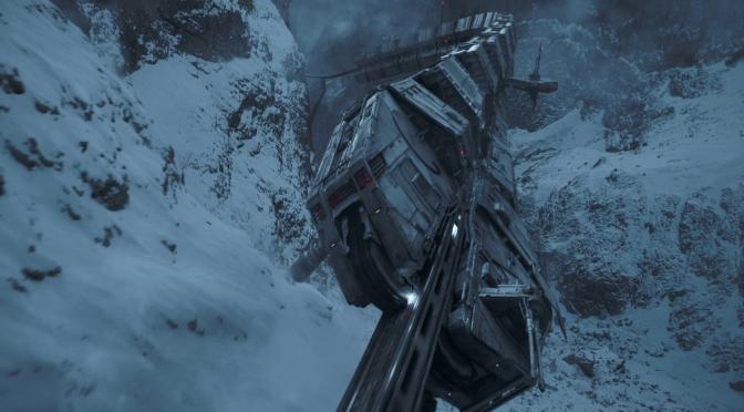 Solo: A Star Wars Story   The Conveyex Train Heist