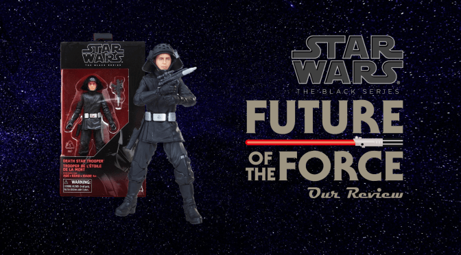Black Series Review | Death Star Trooper (Second-Release)