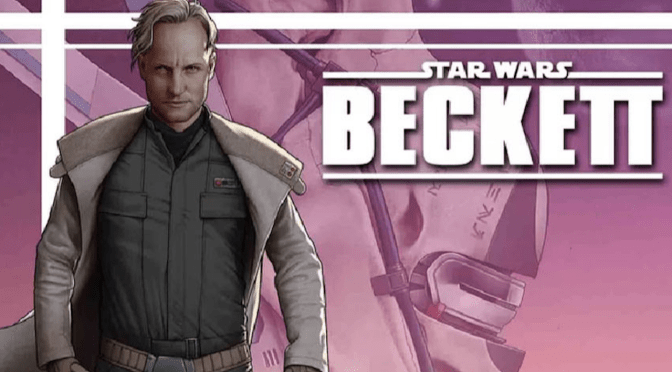 Star Wars: Beckett | New Marvel Comic Adventure Announced