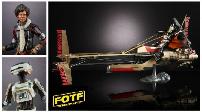 Solo: A Star Wars Story   New Hasbro Black Series Figures Incoming