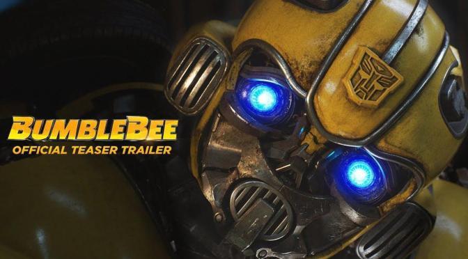 BumbleBee | The Teaser Trailer Transforms