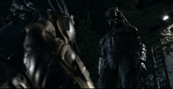 The PREDATOR | The New Trailer Reveals Monstrous New Hunter