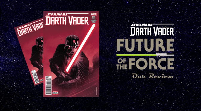 Comic Review | Darth Vader: Dark Lord of the Sith – Volume One (Imperial Machine)