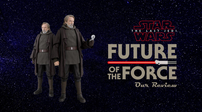 S.H. Figuarts Review | Luke Skywalker (Ahch-To) The Last Jedi