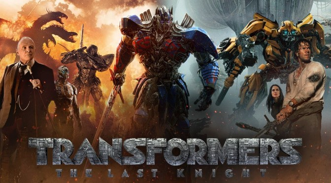 Transformers: The Last Knight | A Sneak Peek Screening
