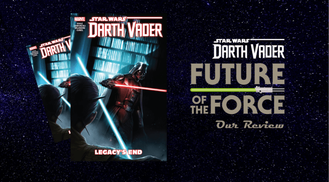 Comic Review | Darth Vader: Dark Lord of the Sith - Volume Two (Legacy's End)
