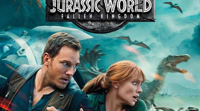 Take Home Jurassic World: Fallen Kingdom on September 18th