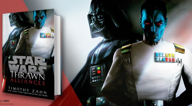 Competition | Win A Copy of Thrawn: Alliances with Limited Edition Rank Insignia Pin