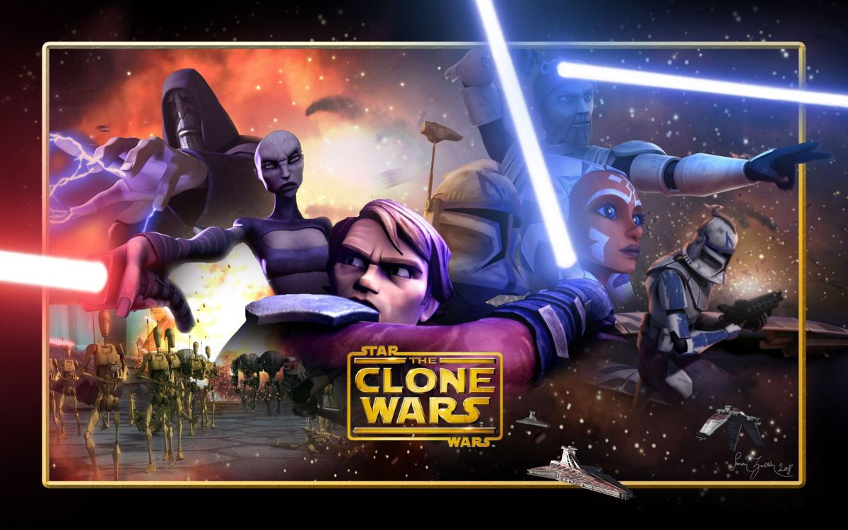 Star Wars The Clone Wars My Top Ten Character Moments Future