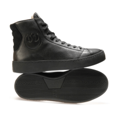 Po-Zu-Resistance-Leather-Black