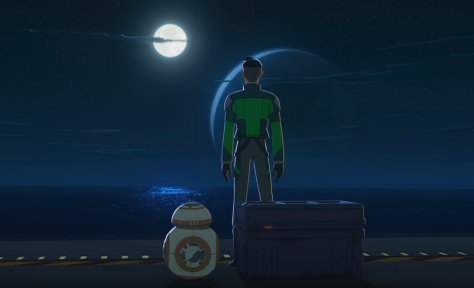 Star Wars: Resistance | Disney's New Animated Series Set Six Months Before The Force Awakens