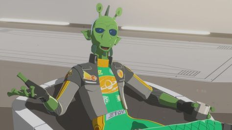 TV Review | Star Wars: Resistance - The High Tower