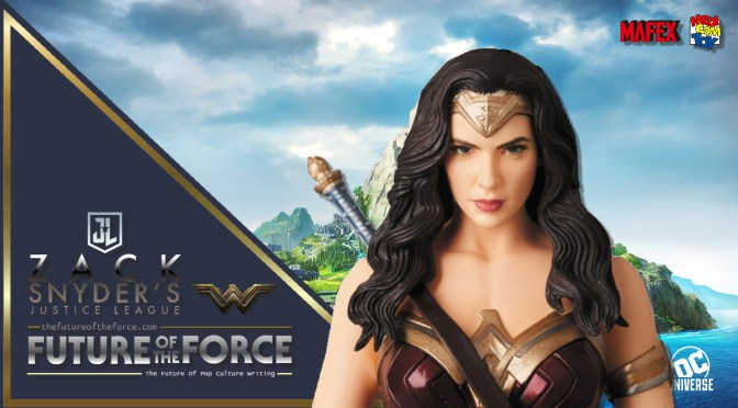 Mafex Review | Wonder Woman (Zack Snyder's Justice League)