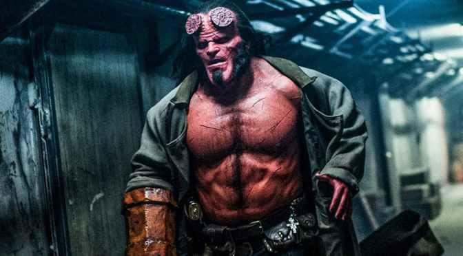 "Hellboy | New Image of David Harbour's ""Big Red"""