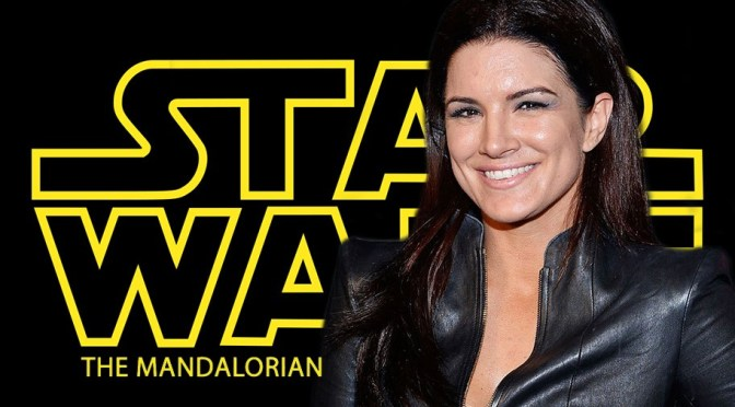 Star Wars | Gina Carano Joins the Cast of The Mandalorian