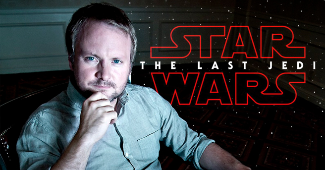 Rian Johnson Offers an Update on His New Star Wars Trilogy