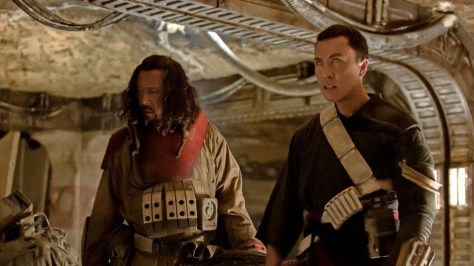 Star Wars: The Lost Stories | Chirrut Imwe and Baze Malbus