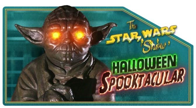 The Star Wars Show | Halloween Spooktacular!