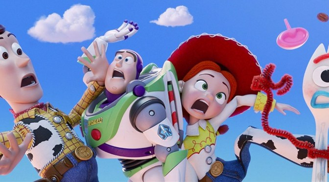Toy Story 4 | The Teaser Trailer, Poster and Reaction Video Emerge from The Toy Box