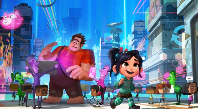 "Ralph Breaks the Internet | ""We Are in the Internet"" Clip"