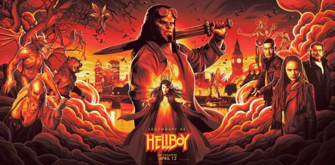 Hellboy | The Trailer Brings Monsters, Hellfire and Brimstone!