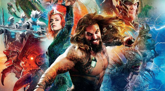 Aquaman | King of the DC Seas