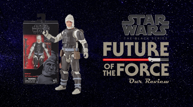 Black Series Review: Dengar | Star Wars: The Empire Strikes Back