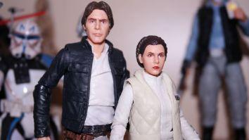 FOTF Star Wars Black Series Princess Leia (Hoth) Review 15