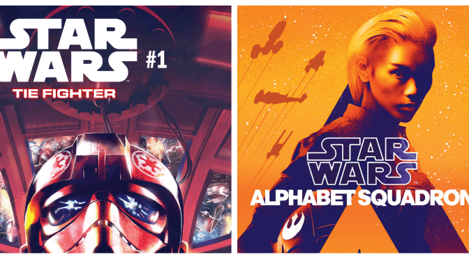 Star Wars | New TIE Fighter Series and Alphabet Squadron Novel Announced