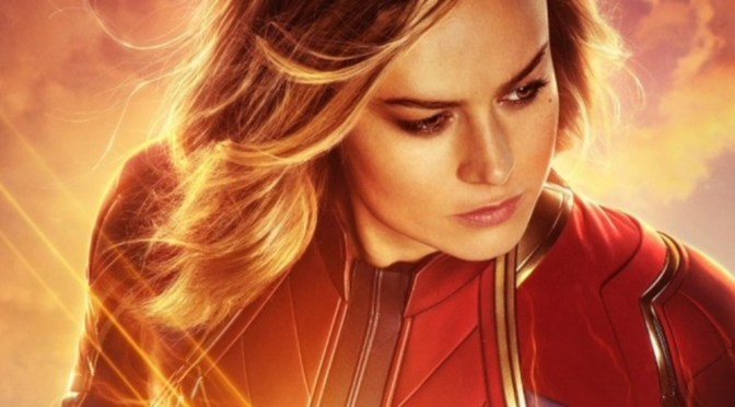 Captain Marvel | Glorious New Posters Send Brie Larson Out of this World