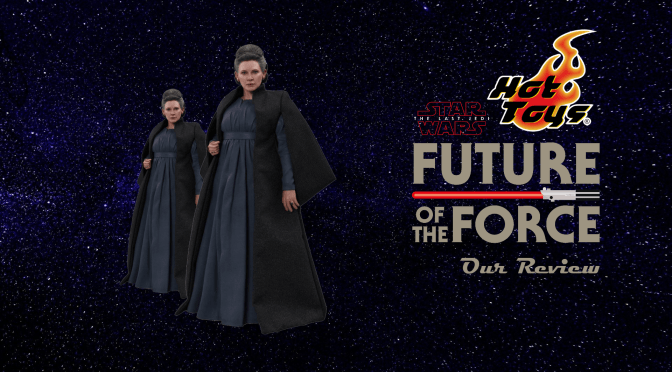 Hot Toys Review | General Leia Organa - Star Wars: The Last Jedi (MMS459)