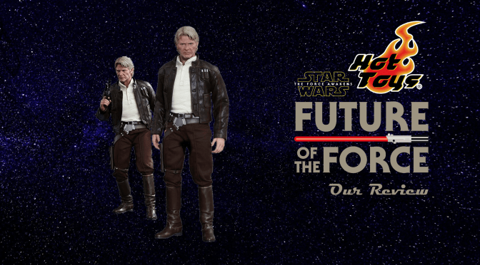 Hot Toys Review | Han Solo - Star Wars: The Force Awakens (MMS374)