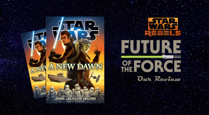 Book Review | Star Wars: A New Dawn