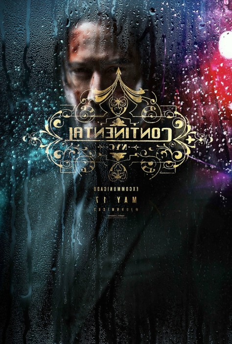 John Wick: Chapter 3 – Parabellum Gets a Suitably Cool New Poster