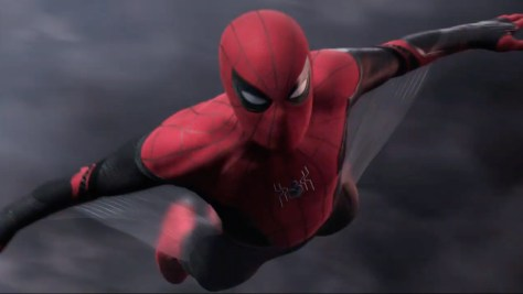 spider-man far from home wings