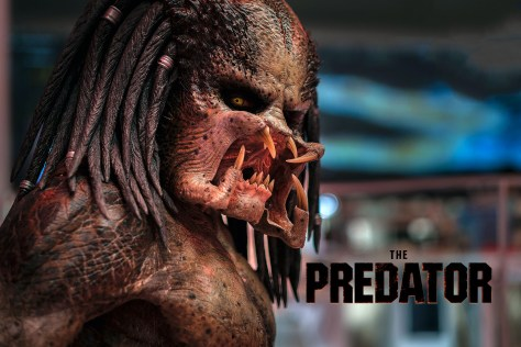 The Predator | New Concept Art Reveals a Menagerie of Predator Hybrids