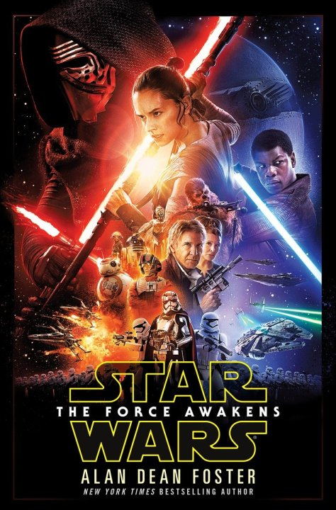 Book Review   Star Wars: The Force Awakens