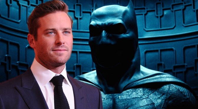 The Batman | Could Armie Hammer be the Next Batman?