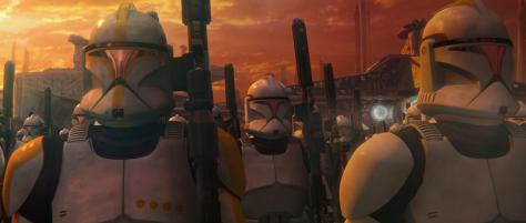 Top Five:   Star Wars Episode II: Attack of the Clones