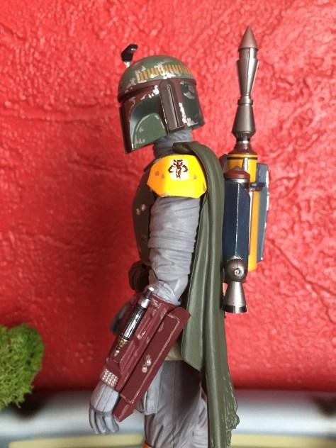 Mafex Review   Boba Fett (Star Wars: Return of the Jedi)