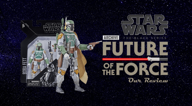 Black Series Archive Review | Boba Fett (Star Wars: The Empire Strikes Back)
