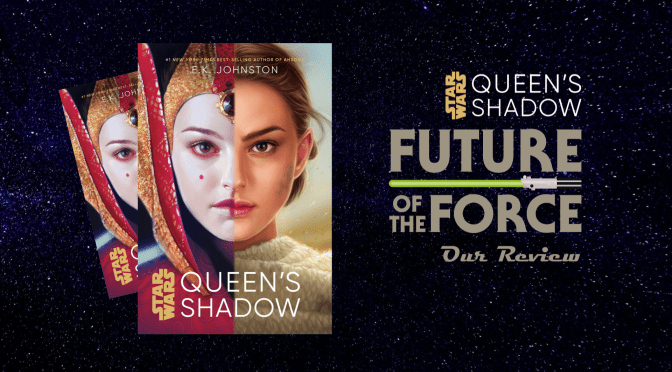 Book Review | Star Wars: Queen's Shadow (US Edition)