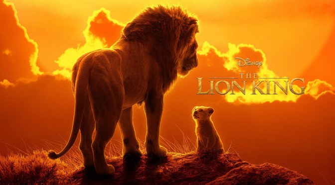 The Lion King | New Poster and TV Spot Reveal the Eye-Catching Beauty of Pride Rock